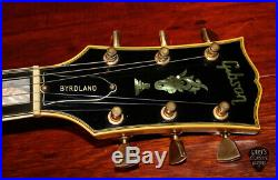 1973 Gibson Byrdland Blonde archtop electric guitar (GIE1132)