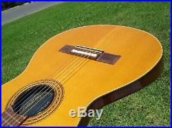 1982 Gibson Chet Atkins CE Acoustic Classical Nylon Electric Guitar