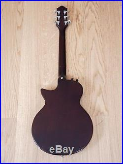 1990s Guild S4CE-NT Acoustic Electric Guitar with Active Preamp USA-Made Westerly