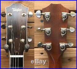2001 Taylor 815ce Jumbo Acoustic / Electric Guitar with OHSC