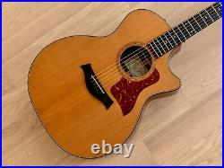 2006 Taylor 714ce Grand Auditorium Body Acoustic Electric Guitar with Case