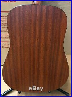 2011 Martin & Co. D12X1AE 12-String Acoustic-Electric Guitar