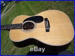 2016 Martin 000-28 Acoustic Electric Guitar Right Handed