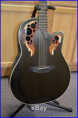 Adamas by Ovation 1597 Electric Acoustic Guitar Pre-owned Free Shipping