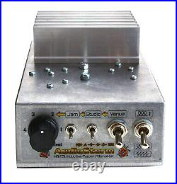 AudioStorm HotBox 125i Inductive Power Attenuator for valve / tube guitar amp