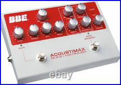 BBE AcoustiMax Sonic Maximizer Guitar Pedal PreAmp Foot-Pedal Stomp Box