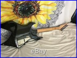 BC Rich Warlock Acoustic Electric Guitar NICE