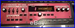 BOSS RC-300 RC300 Loop Station Pro Effects Pedal Board, great condition