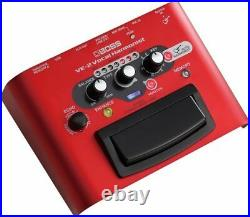 BOSS Vocal Harmonist VE-2 from Japan New in Box