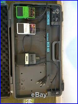 Boss BCB60 Pedal Board (with pedals)