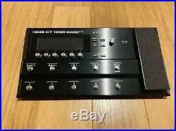Boss GT-1000 Guitar Effects Processor With NSP Hardcase and original Box