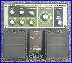 Boss RE-20 Space Echo, Hardly used, Boxed