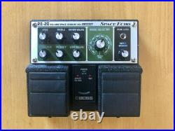 Boss (Roland) RE-20 Space Echo, Used, Boxed