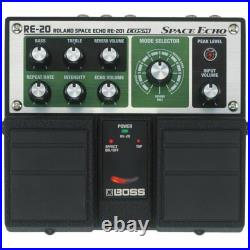 Boss Roland Space Echo RE-20 Pedal