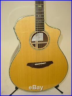 Breedlove Atlas Series AC25/SR Plus Acoustic Electric Guitar with HARDSHELL CASE