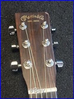 CF Martin JC-16RE AURA Acoustic Electric Guitar Natural Finish withohsc Good Cond