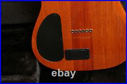 Carvin AE185 Acoustic / Electric Guitar w Piezo and OHSC 2014 Natural Finish