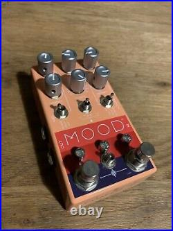 Chase Bliss Audio Effects Mood Granular Looper 2 Channel Effect Pedal