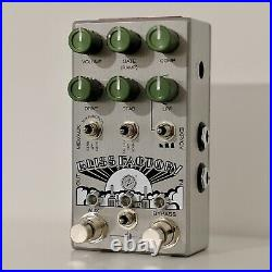 Chase Bliss Audio & ZVEX The Bliss Factory Pedal Movie Exclusive Ltd Edition