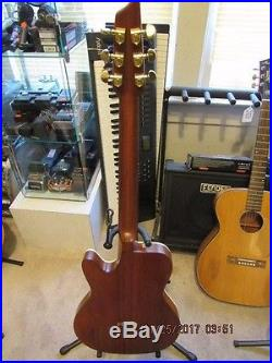 Custom Made Nici Doll Acoustic Electric Guitar Plays Great Very Nice