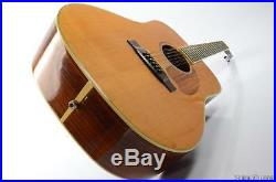 Daion Mugen Mark 2 12-String Acoustic Electric Guitar MIJ Japan with Case #26350