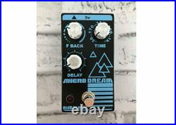 Death By Audio Micro Dream Delay Used FREE 2 DAY SHIP