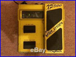 Digitech Space Station XP300 Guitar Effects Pedal