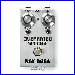 Dunlop Way Huge Mini Overrated Special Overdrive Pedal
