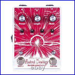 EarthQuaker Devices Astral Destiny Octal Octave Reverb EQD