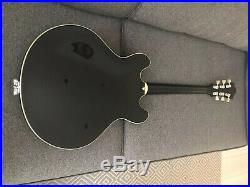 Eastman Semi Acoustic T486B Electric Guitar With Hardcase (335 style)