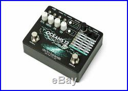 Electro-Harmonix Oceans 12 Dual Stereo Reverb Used FREE 2 DAY SHIP