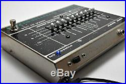 Electro-Harmonix Vintage Bass Micro Synth V3 True Bypass Modded Loophole Pedals