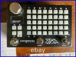 Empress Effects Zoia Modular FX Synthesiser Pedal Used