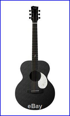 Enya X3E Carbon Fibre Traveller Acoustic Electric Guitar withPreamp with Gig Bag