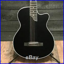 Epiphone SST Coupe Steel String Ebony Acoustic Electric Guitar
