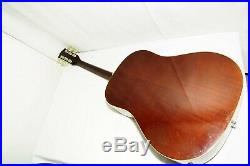 Excellent Orville by Gibson J-160E Electric Acoustic Guitar Ref No 2271