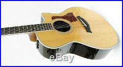Excellent Taylor 416ce-R Acoustic-Electric Guitar with a Hardshell case (used)