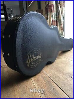 Extremely Rare 1996 Gibson EC20 Starburst Vintage Acoustic-electric Guitar J-185