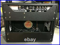 Fender'68 Princeton Reverb Re-issue with New Point to Point Hand Wired Chassis