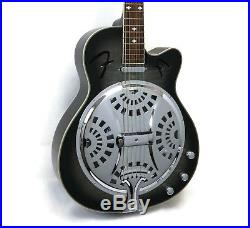 Fender Roosevelt CE Cutaway Acoustic-Electric Resonator Guitar