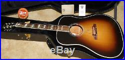 Gibson Hummingbird Pro Acoustic/Electric Guitar2015OHSC