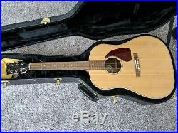 Gibson J-15 J15 Acoustic Electric Guitar Natural
