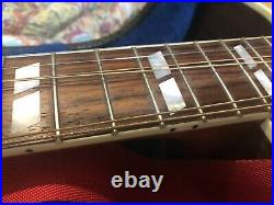Gibson Songwriter Deluxe EC Studio Acoustic Electric Guitar w Hard Shell Case