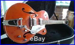 Gretsch Electromatic G5120 semi-acoustic electric guitar + hardcase. Immaculate