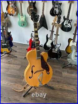 Gretsch G100CE Synchromatic Cutaway Archtop Electro-Acoustic Guitar