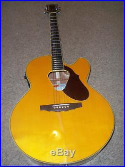 Gretsch Historic G3701 Sierra Jumbo Acoustic Electric Guitar withFishman Pickup