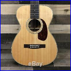 Guild Westerly Collection M-140E Acoustic/Electric Guitar with Case