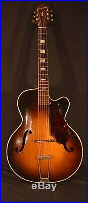 Harmony H-1311 Cremona Archtop Repro Pickguard withPickup, Controls, Plug and Play