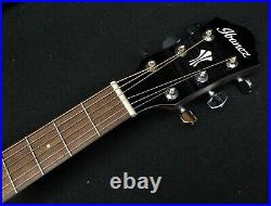 IBANEZ AEG70 TCH Acoustic Electric Cutaway Guitar FLAME MAPLE TOP preamp withTuner