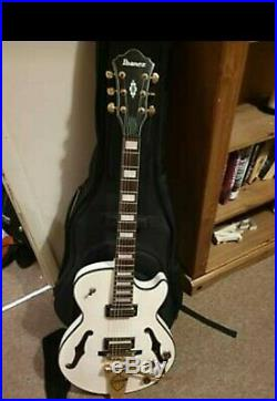 IBANEZ AGR73T Artcore Slender Hollow Body Semi Acoustic Electric Guitar Bigsby